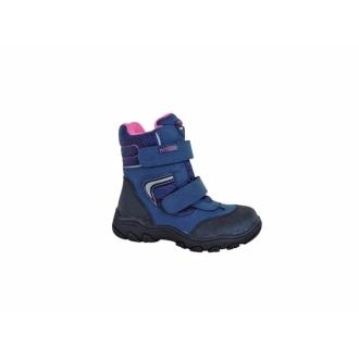 Dětské zimní boty Protetika Nordika navy