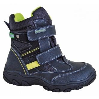 Dětské zimní membránové boty Protetika Polar black