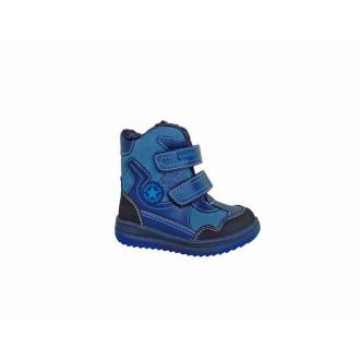 Dětské zimní boty Protetika Riki blue
