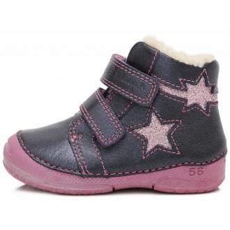 Dětské zimní boty DDStep 038-252B
