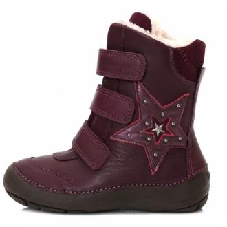 Dětské zimní boty DDStep 023-803AM