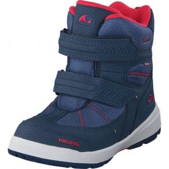 Dětské zimní goretexové boty Viking 3-87060-510