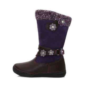 Dětské zimní boty DDstep 036-708M