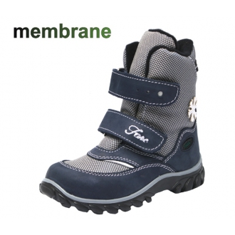 Dětské membránové boty Fare 848263