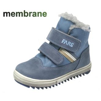 Dětské zimní membránové boty Fare 845102