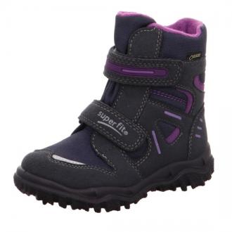 Dívčí goretexové zimní boty Superfit 3-09080-82