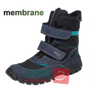 Dětské zimní membránové boty Fare 2646218