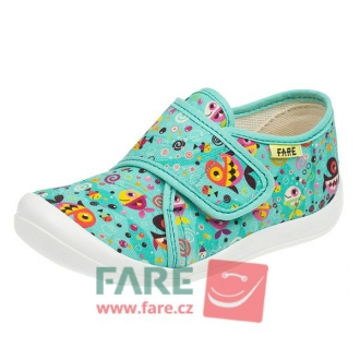 Dětské papuče Fare 4115401
