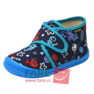 Dětské papuče Fare 4012408
