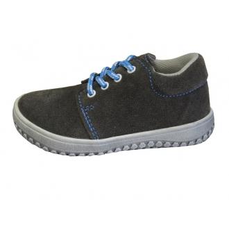 Dětské barefootové boty Jonap B1 Šedá/Tyr