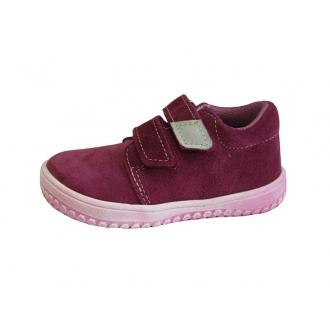 Dětské barefootové boty Jonap B1 V Vínová 8a234aa9c4