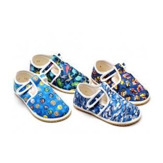 Chlapecké barefootové bačkory Jonap Přezůvky Jonap