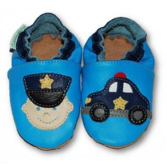 Dětské capáčky Tuptusie Policie modrá
