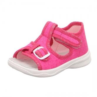 Dětské sandálkové bačkůry Superfit 4-00292-56