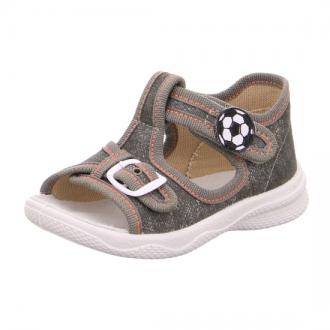 Dětské sandálkové bačkůry Superfit 4-00292-71