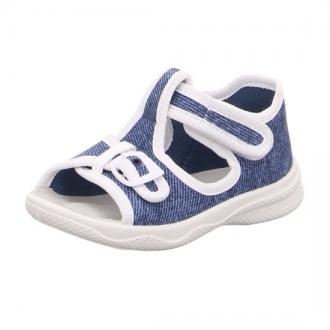 Dětské sandálkové bačkůry Superfit 4-00292-81