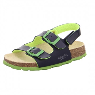Dětské pantofle Superfit 4-00124-81