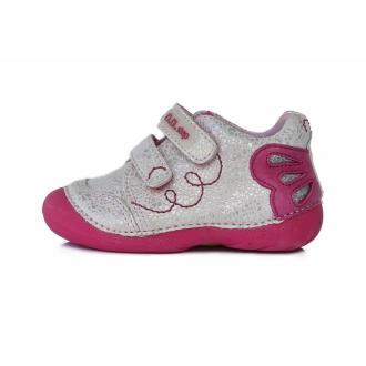 Dětské celoroční boty DDStep 015-167B