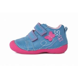 Dětské celoroční boty DDStep 015-166