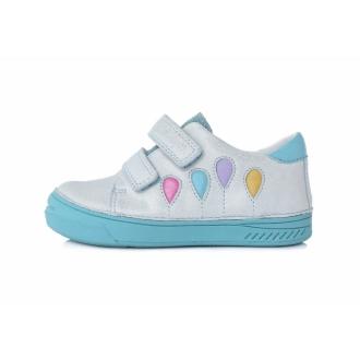 Dětské celoroční boty DDStep 040-434M