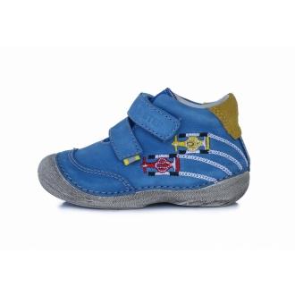 Dětské celoroční boty DDStep 015-177
