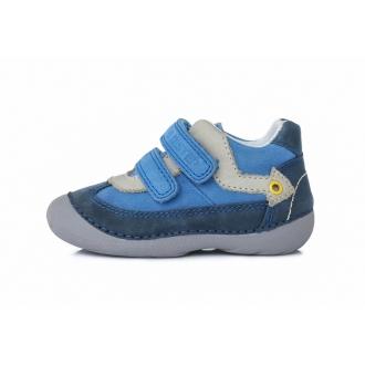Dětské celoroční boty DDStep 015-168