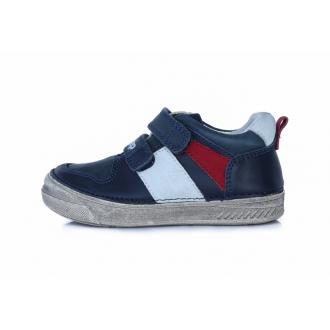 Dětské celoroční boty DDStep 040-435BL