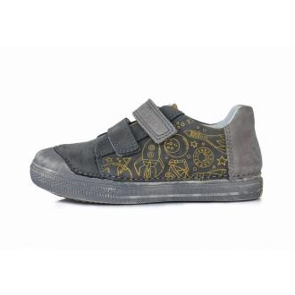 Dětské celoroční boty DDStep 049-902BM