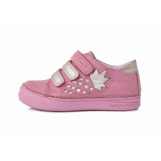 Dětské celoroční boty DDStep 040-433BL