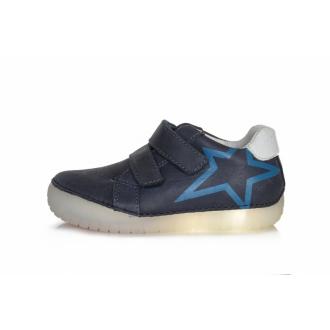 Dětské celoroční boty DDStep 040-433BM
