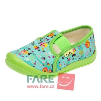 Dětské papuče Fare 4111402