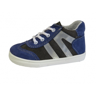 Dětské celoroční boty Jonap 014S Modrá
