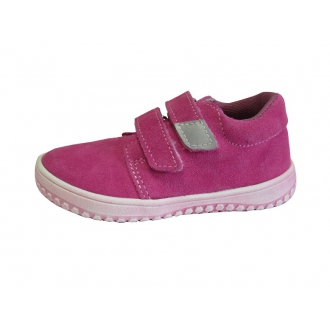 Dětské barefootové boty Jonap B1/V Růžová
