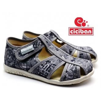 Dětské bačkory Ciciban Atlas 440