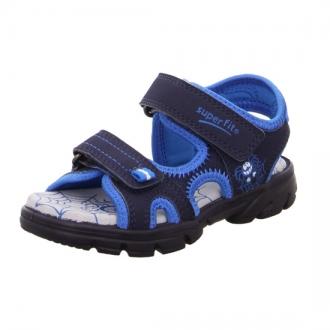 Dětské sandály Superfit 4-09180-82