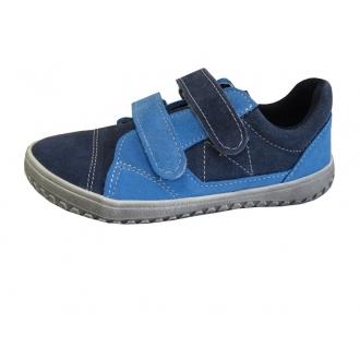Dětské barefrootové boty Jonap B10V Modr/Tyr