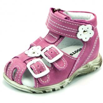 Dětské sandály Boots4U T113 Rose