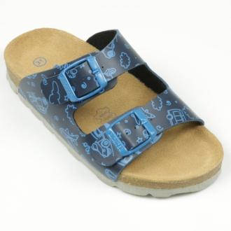 Dětské pantofle Richter 5501-545-7200