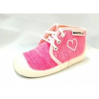 Dětské tenisky T015A Růžová