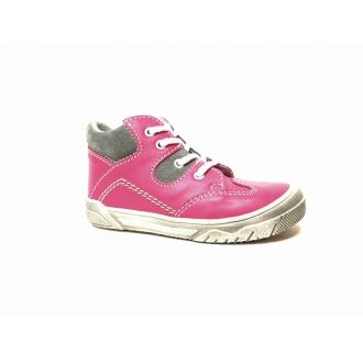 Dětské celoroční boty Boots4U T218 Rose