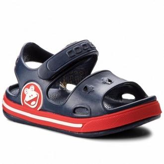 Dětská obuv k vodě 8851 Navy/Red