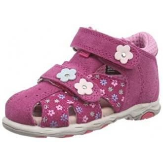 Dětské sandály Lurchi JOLLY Pink