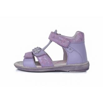 Dětské sandály DDstep K03-3007BL