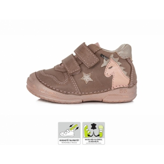 Dětské celoroční boty DDStep 038-262