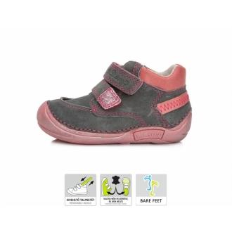 Dětské celoroční barefootové boty DDStep 018-40B