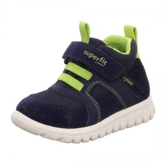 Dětské celoroční goretexové boty Superfit 5-09198-81