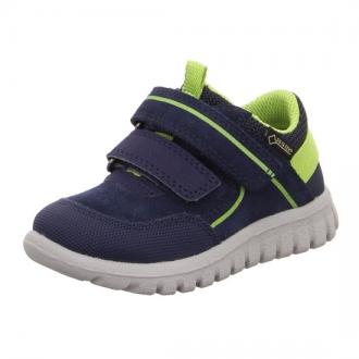 Dětské celoroční goretexové boty Superfit 5-06197-80
