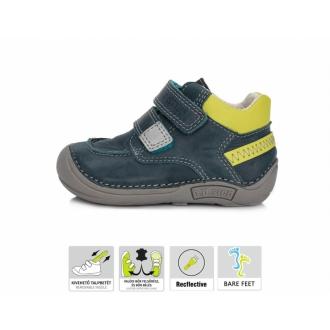Dětské celoroční barefootové boty DDStep 018-40