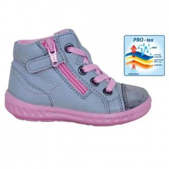 Dětské celoroční boty Protetika Kiara