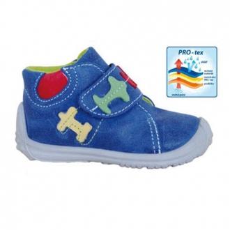 Dětské celoroční membránové boty Protetika